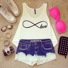 T Shirt Underwear Shoes Shorts High Waisted Denim Tank Top Infinity ShirtCute OutfitsTeen