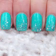 Pretty Nails Turquoise Check Out Dieting Digest