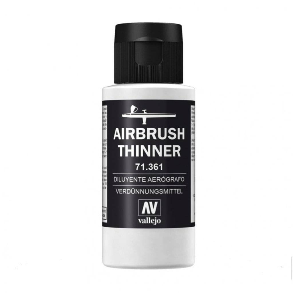 Vallejo Airbrush Thinner - 60ml