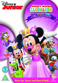 Mickey Mouse Bathroom Set Uk by Mickey Mouse Clubhouse Pop Star Minnie Dvd Amazon Co Uk Dvd