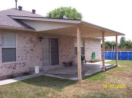 Diy Wood Patio Cover Kits by M U0026m Construction Patio Covers Gabled Shed U0026 Flat Roof