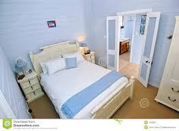 Light Blue Walls In Bedroom Photo