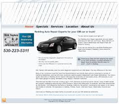 100 Redding Auto And Truck Kirk Taylors Gm Specialty Your Dealership Alternative
