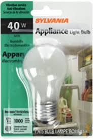 frigidaire 40w appliance bulb 5303013071 bulb for frigidaire