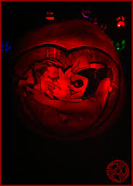Harley Quinn Pumpkin Stencil by Rise Of The Jack O Lanterns Joker And Harley By Mrorbital On