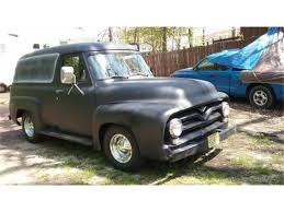 100 Ford Panel Truck For Sale 1953 For ClassicCarscom CC1120985
