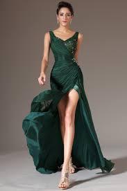online get cheap long green evening dress formal dress aliexpress