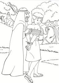 Joseph Son Of Jacob Coloring Pages With The Dreamer Throughout