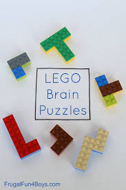 Difficult Halloween Riddles For Adults by Lego Building Challenge For Kids Brain Puzzles