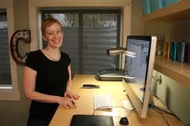Diy Standing Desk Riser by New Standing Desk Ikea Ideas U2014 Bitdigest Design
