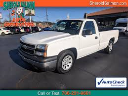 100 Classic Chevrolet Trucks For Sale Used 2007 Silverado 1500 For In Rome GA
