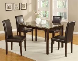 Aiden 5 Piece Dining Room Table With Chairs