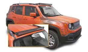 Amazon.com: Daystar, Jeep Renegade Roof Mount 40