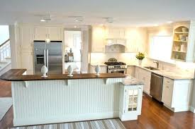 Coastal Kitchens Kitchen Cabinets Home Spotted From The Crows House Beach With Modern