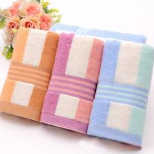 Decorative Hand Towel Sets by Jzgh 34 76cm 4pcs Striped Thick Cotton Terry Hand Towels Set