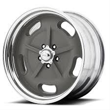 100 American Racing Rims For Trucks VN470 Salt Flat Special Gray Wheels VN470886145