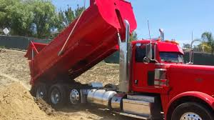 100 Super Dump Trucks For Sale Cowboy Trucking Peterbilt 388 Super 10 Dump Truck YouTube