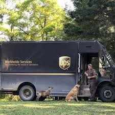 Heartwarming Photos Of UPS Drivers And Dogs (and Cats And Goats ...