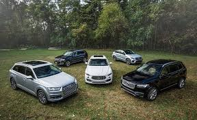 Best Mid Size Luxury SUV Audi Q7 – 2017 10Best Trucks and SUVs