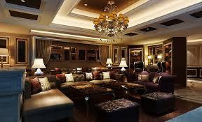 Amazing Living Room Luxury Designs 3
