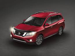 Used 2015 Nissan Pathfinder For Sale In Springfield IL ...