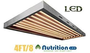 aibc supert 4ft 8tb t5 160w led grow light panel