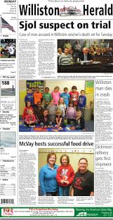 12/08/14 - Williston Herald By Wick Communications - Issuu 1200day As Demand For West Texas Truckers Continues Oilfield Job Quitting The Bakken One Oil Workers Story Inside Energy Hunter Madison Trucking Llc Home Facebook Williston Service Lots Of Jobs Not A Lot People Strong Turnout At Job Fair Dickinson Press Hiring Event Attracts Workers Back To Local News Stories Get Your Load On Redux Fields Of North Dakota Provide Opportunities For Best In Taylormade Trucking Jms Inc Transportation Logistics Jobs Truck Driving In Nd 2018