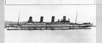 Brittanic Sinking by What Happened To The Britannic How Did The Titanic U0027s Sister Ship