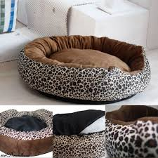 Harry Barker Dog Bed by Leopard Dog Bed Jungle Themed Leopard Bedding For Everyone