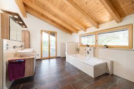 modern rustikales einfamilienhaus am waldrand