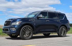 SUV Review: 2017 Infiniti QX80   Driving 2017 Infiniti Qx80 Review A Good Suv But A Better One Is Probably 2014 First Test Photo Image Gallery Pickup Truck Youtube Finiti Qx70 Crossover Usa Qx 80 Limo Luxurious Stretch Limousine For Any Occasion 2010 Fx35 Reviews And Rating Motor Trend 2016 Finiti Qx80 Front View Design Pictures Automotive Latest 2012 Qx56 On 30 Asantis 1080p Hd Sold2011 Infinity Show For Salepink Or Watermelon Your 2011 Rims 37 2015 Look