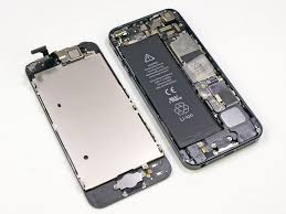 iPhone 5 teardown reveals why it is so light Geek