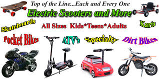 Electric Scooters And More