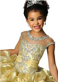 amazon com pinkmerry beads crystal gold ball gown flower