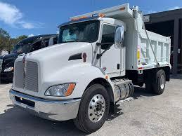 100 Kenworth Dump Truck For Sale 2020 T370 Single Axle Paccar PX7 300HP Automatic 482 Miles T Pierce FL LM376390 MyLittlesmancom