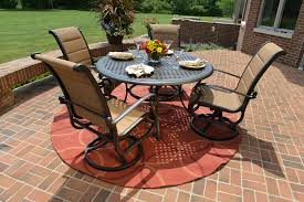 appealing sling patio dining set hton bay statesville 7 piece