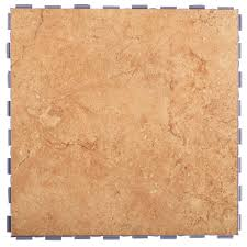 Home Depot Floor Tile by Snapstone Mocha 12 In X 12 In Porcelain Floor Tile 5 Sq Ft