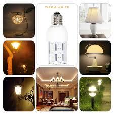 decorative light bulbs for chandeliers kawell 6w led corn bulb