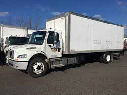 FREIGHTLINER BOX VAN TRUCKS FOR SALE
