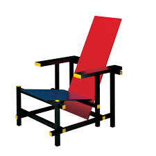 chaise gerrit rietveld the socialite family