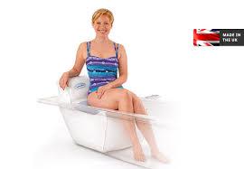 Portable Bathtub For Adults Australia by Inflatable Bath Lift Bathmate Bath Lifts