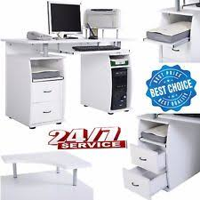 Space Saver Desk Workstation by Small Space Saving Desk Pc Workstation Tempered Glass Business