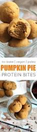Worlds Heaviest Pumpkin Pie by Pumpkin Pie Protein No Bake Bites Recipe Pumpkin Pies