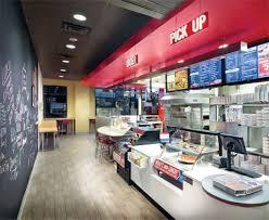 Innovative Fast Food Restaurant Design Upscales Quick Serve Brands