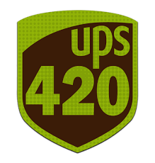 UPS 420 Cannabis Marketplace & Marijuana Wholesale
