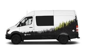 144 With Optional Customizable Van Wrap