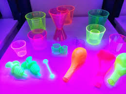 153 best Blacklight Party Stuff images on Pinterest