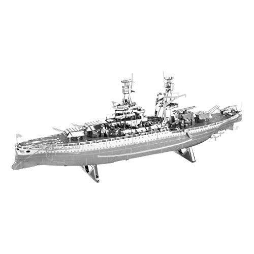 Fascinations Metal Earth USS Arizona Battleship Fascinations 3D Model Kit