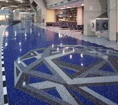 Terrazzo Floors Decorating Ideas