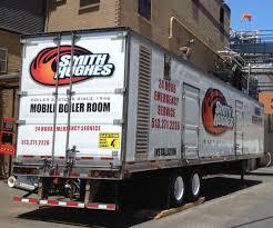 100 United Truck Rental GasFired Thermal Fluid Heater Boiler Package 85 MMBTU